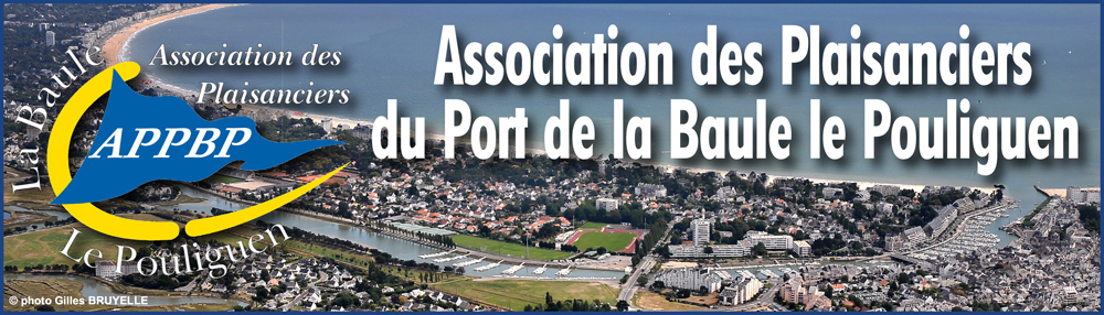 Association des Plaisanciers du Port de la Baule le Pouliguen